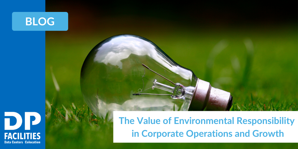 The Value of Environmental Responsibility in Corporate Operations and Growth