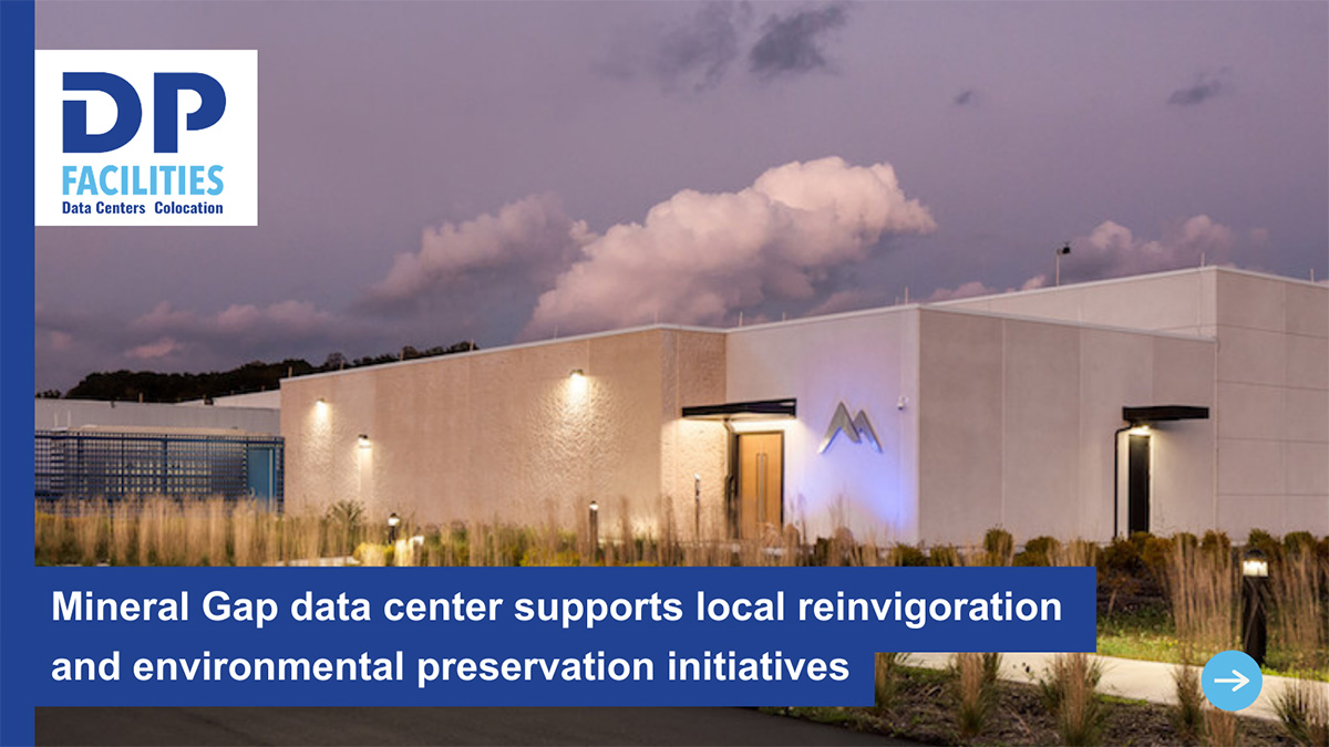 VPM PBS Documentary Highlights DP Facilities' Key Role in the Revitalization of Wise, VA