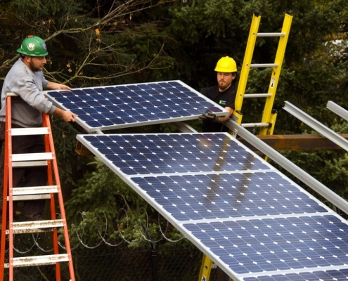 Federal Funds to Help Turn Virginia Coal Mine into Solar Farm