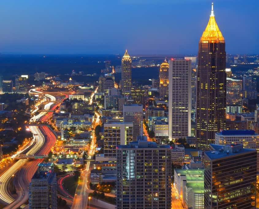 LEVERAGING ATLANTA'S PRIME DATA CENTER ENVIRONMENT