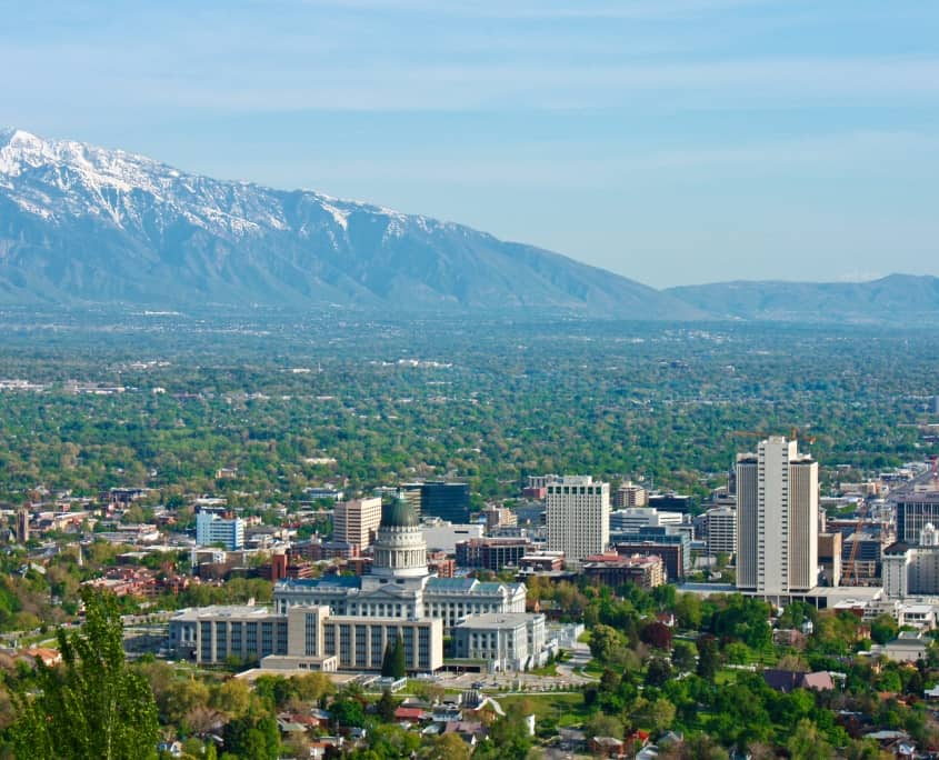 LEVERAGING SALT LAKE CITY'S PRIME DATA CENTER ENVIRONMENT