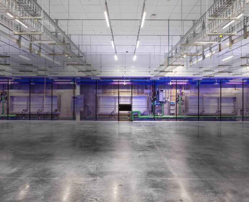 data center space for build to suit data center