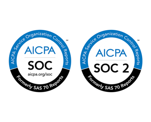 SSAE 16 SOC 1 and SOC 2 Compliant