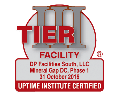 Tier III (Designed and Constructed) Certified