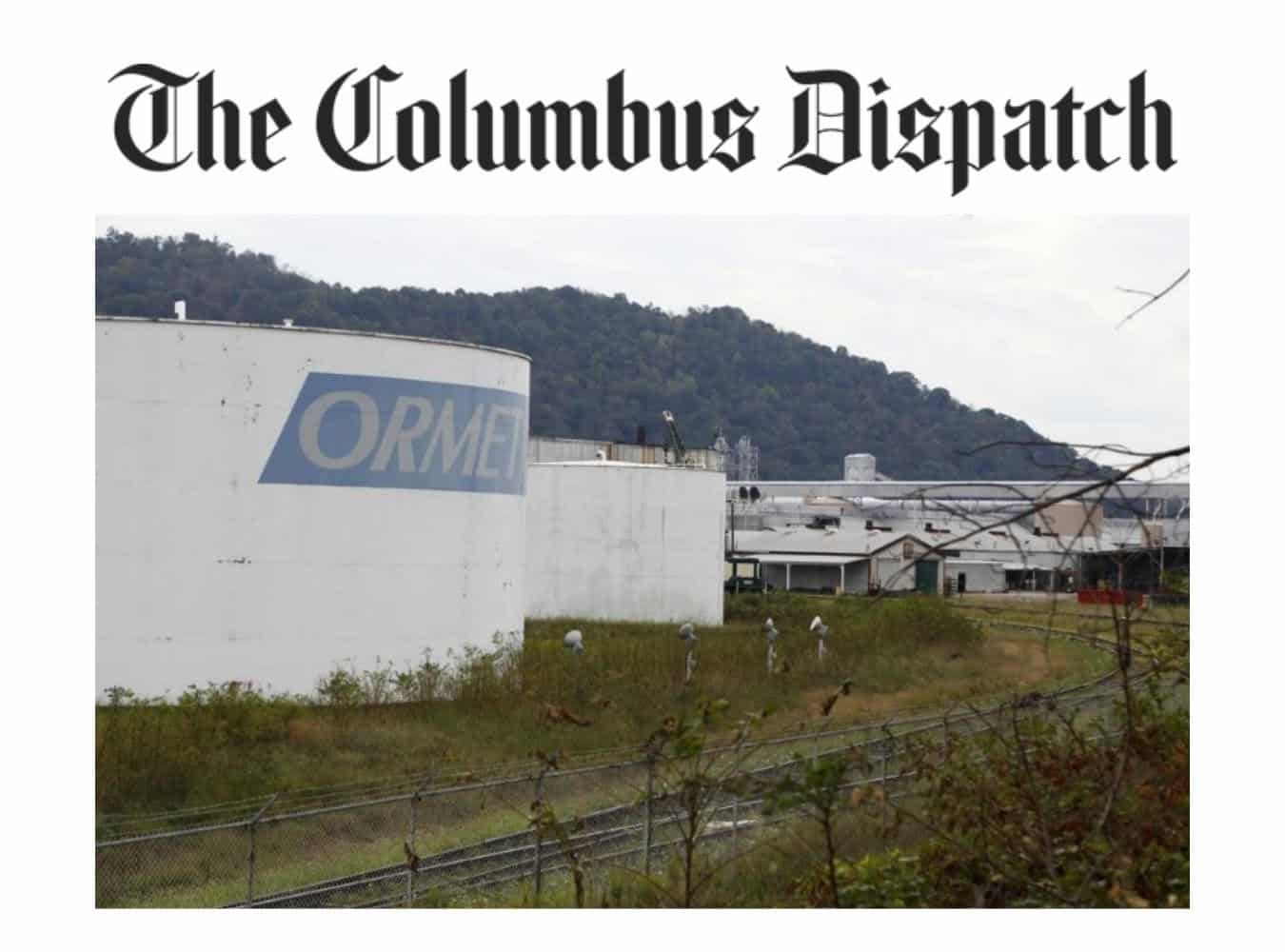 DP Facilities Planning Data Center on Former Ormet Site in Southeast Ohio